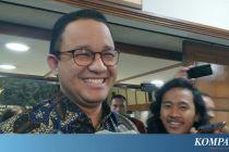 Malam Ini, Anies Akan Temui Jokowi Bahas Formula E di Monas