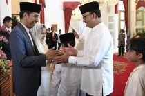 Anies Baswedan Temui Jokowi Bahas Formula E di Monas Malam Ini
