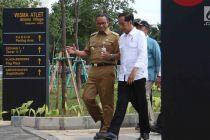 Anies Temui Jokowi Bahas Formula E Malam Ini