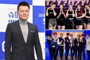 JYP Dikritik 'Paksa' ITZY dan Stray Kids Masuk Pasar Amerika, Netizen Prediksi Gagal