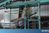 Gempa Maluku Tengah Rusak Sekolah dan Rumah Ibadah