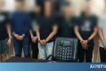 7 Oknum Polisi dan 5 Teman Wanitanya Terciduk di Tempat Hiburan, Ditemukan Ekstasi