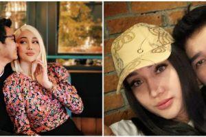 10 Momen mesra Lucinta Luna dan Abash sebelum kasus narkoba
