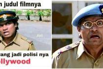 Ingat aktor langganan polisi di film India, ini 10 potret barunya
