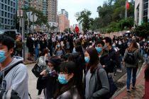 Panik Wabah Virus Corona, Pencurian Masker Marak di Hong Kong