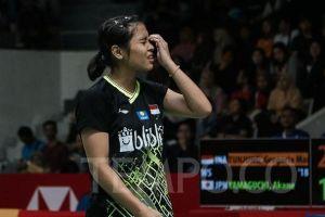 BATC 2020: Indonesia vs Jepang, Gregoria Keok di Tangan Yamaguchi