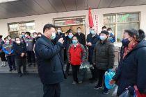 Penduduk Beijing Pulang dari Liburan Imlek Dikarantina 14 Hari