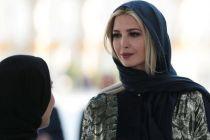 Fashion Modest Ivanka Trump saat Mengunjungi Masjid di Abu Dhabi