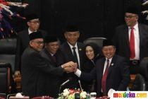 DPRD DKI Jakarta Sahkan Tata Tertib Pemilihan Calon Wakil Gubernur DKI