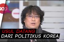 Sutradara 'Parasite' Bong Joon Ho Diusulkan Dibuat Patung di Korea
