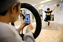 Virus Corona Menyebar, Pelatih Olahraga di Cina Live Streaming