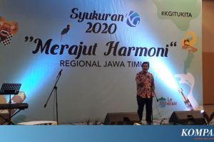 Syukuran KG Regional Jatim 2020: Meningkatkan Sinergitas, Membangun Strategi Baru di Era Disrupsi