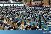 5.360 Peserta Tes Seleksi CPNS Kota Bogor Bersaing untuk 294 Formasi