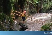 Tangis Histeris Orangtua Siswa SMPN 1 Turi Sleman yang Hanyut Saat Susur Sungai