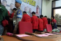 Tawuran di Cempaka Putih, Geng Melehoy 913 Sudah Diincar 3 Hari