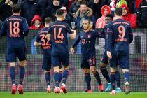 Hasil Bola Sabtu Dinihari: Bayern dan Napoli Menang, Betis Seri