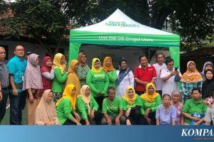Bank Sampah Kampung Koran Mampu Reduksi 35 Ton Sampah DKI Jakarta