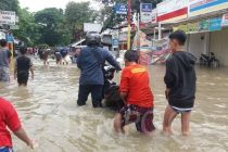 Banjir Hari Ini di Bekasi, Banyak Warga Mengungsi ke Tetangga