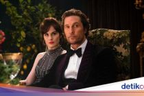 Matthew McCounaghey Jadi Satu-satunya Aktor Amerika di 'The Gentlemen'