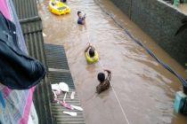 Sejumlah Titik di Jakarta Timur Terendam Banjir
