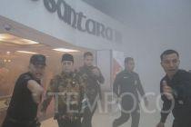 Kebakaran di DPR, Saksi: Asap dari Atas Ruangan Bambang Soesatyo