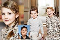 Istana Rilis Foto Terbaru, Rayakan Ultah ke-8 Cantiknya Calon Ratu Swedia Putri Estelle