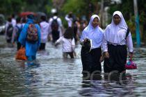 Banjir di Cempaka Putih, Warga: Separah Banjir Tahun Baru