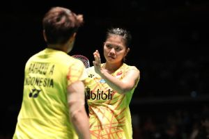Komentar Greysia / Apriyani Usai Juarai Barcelona Spain Masters