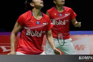 Greysia/Apriyani Harap Gelar Spain Masters 2020 Jadi Pintu Kemenangan Selanjutnya