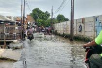 Rumah Banjir, Warga Tuding Jakarta Garden City Tutup Saluran Air
