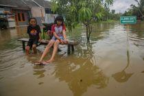 Banjir Kepung Kota Tangerang Hingga Ketinggian 1,5 Meter