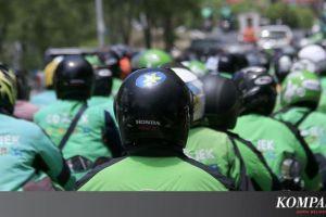 Asosiasi Ojek Online Menolak Wacana Pembatasan Motor di Jalan Nasional