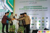 Pembangunan Museum Sejarah Nabi dan Peradaban Islam di Jakarta Resmi Dimulai