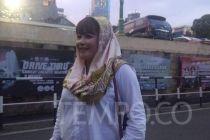 Dewi Tanjung Mengaku Diteriaki Lonte oleh Pendukung Anies Baswedan