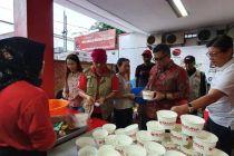 Banjir Jakarta, PDIP Bergerak Buat Dapur Umum dan Posko Pengungsian
