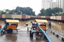 Jakarta Banjir Terus, DPRD DKI Akhirnya Bikin Pansus