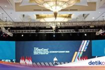 Di Depan Bos Microsoft, Jokowi Curhat Ditawari Obat Penggemuk Badan