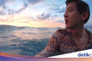Serunya! Momen Chanyeol 'EXO' Nikmati Liburan di Bali