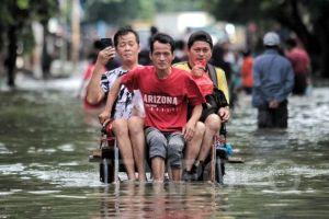 Banjir Berjilid-jilid di Jakarta, Ini Datanya