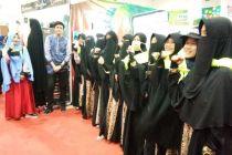 Belajar Al-Qur'an di Pojok Tahfiz Askar Kauny Islamic Book Fair