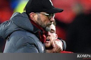 Hasil Liga Inggris, Rekor Liverpool Tumbang, Chelsea Imbang