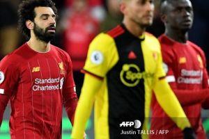 Hasil Bola Akhir Pekan Ini, Liverpool Tumbang, Lazio Raja, PSG Menang