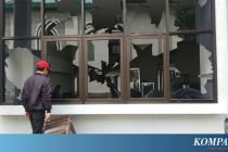 Pasca-perusakan UIN Mataram, Mahasiswa: Kuliah Lancar, tapi Khawatir Keamanan