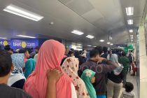 Cegah Virus Corona, MRT Jakarta Cek Suhu Penumpang Mulai Selasa