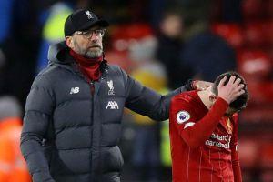 Hasil Liga Inggris: Liverpool Keok Manchester United Imbang