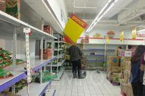 Panik Virus Corona, Polres Jakarta Utara Pasang Spanduk Imbauan