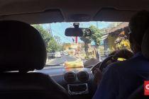 Cara Cegah Penyebaran Virus Corona di Taksi Online