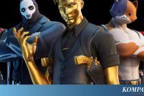 """Epic Games Rilis Pembaruan untuk Atasi """"Lag"""" di Fortnite"""