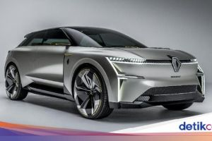 Morphoz, Mobil Konsep Renault yang Bisa 'Berubah Bentuk'