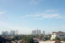 BMKG Prediksi Cuaca Cerah Berawan di Langit Jakarta Hari Ini